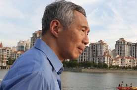 Menangi Pilpres, Perdana Menteri Singapura Lee Hsien…