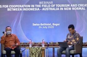 Pulihkan Pariwisata, Indonesia dan Australia Dorong…