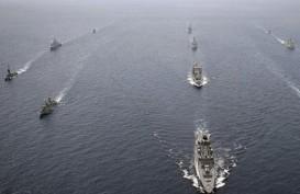 China Tembakkan 3 Ribu Rudal di Laut China Selatan, Gertak AS?