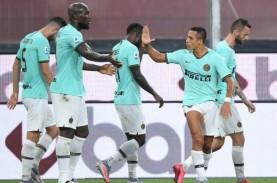Hasil Pertandingan Liga Italia, Inter Milan Atasi…