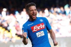 Hasil Liga Italia : Tekuk Sassuolo, Napoli Jaga Asa…