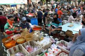 Sebanyak 1.251 Pedagang Pasar Positif Corona, DKI…