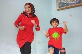 Skema Belajar di Rumah, Orangtua Dituntut Lebih Kreatif