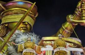 Covid-19 Ganjal Penyelenggaran Karnaval Sao Paulo Tahun Ini