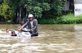 Diguyur Hujan Deras 3 Hari, Halmahera Tengah Terendam