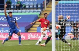 85 Menit, Chelsea vs Wolves 2–0, Leicester vs MU 0–1