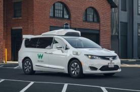 Fiat Chrysler dan Waymo Perluas Kolaborasi Mobil Otonom