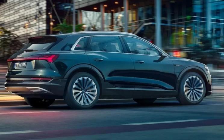 Audi e-Tron. - AUDI