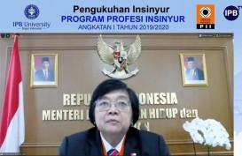 Menteri LHK: Pemerintah Mendukung Kiprah Profesi Insinyur Indonesia