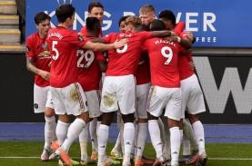 Hasil Liga Inggris, MU & Chelsea Rebut Tiket Liga…