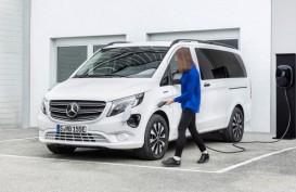 Mercedes-Benz Buka Pemesanan eVito, Ini Harganya