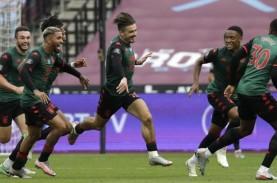 Hasil Liga Inggris : Villa Selamat, Bournemouth &…