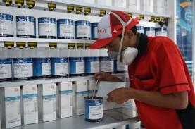 IKM Logam Sukabumi Terima Bantuan Peralatan Coating