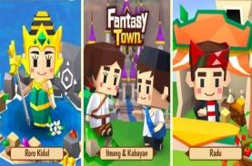Game Fantasy Town, Simulasi Pertanian dengan Nuansa…