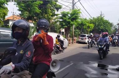 Covid-19 di Kota Surabaya Alami Anomali