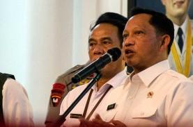Tito Karnavian Lantik Pejabat Eselon I Kemendagri,…