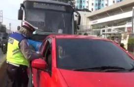 Operasi Patuh Jaya 2020, Hari Keempat 1.625 Kendaraan Kena Tilang