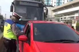 Operasi Patuh Jaya 2020, Hari Keempat 1.625 Kendaraan…