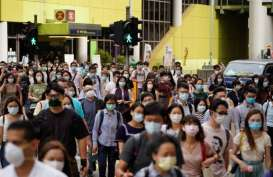 Hong Kong Kembali Perketat Aturan Pembatasan Sosial, Wajib Masker di Area Umum