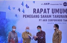Bulan Lalu AKR Corporindo (AKRA) bagi Dividen Tunai, Bulan Depan bagi Dividen Interim