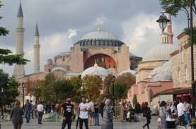Pembukaan Masjid Hagia Sophia Jadi Kebangkitan Islam…