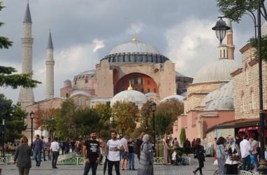 Pembukaan Masjid Hagia Sophia Jadi Kebangkitan Islam di Turki?