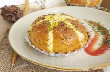 Ngiler Lihat Korean Garlic Cheese Bread? Ini Resepnya