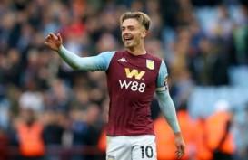 Manajer Aston Villa Tidak Yakin dengan Masa Depan Grealish