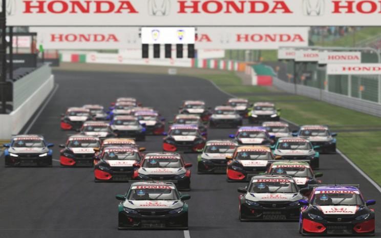 Seri kedua HRSC diadakan pada 25 Juli 2020 dengan menggunakan sirkuit virtual Sepang International yang disiarkan secara langsung lewat akun Youtube dan Facebook official Hondaisme. - Honda