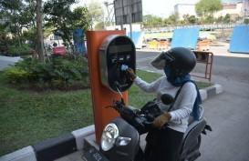 Terminal Intermoda Joyoboyo Terapkan Parkir Nontunai