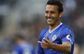 Tinggalkan Chelsea, Pedro Bergabung dengan AS Roma
