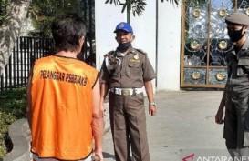 Banyak Warga Cianjur Tak Pakai Masker, Ini Hukuman yang Didapatkan