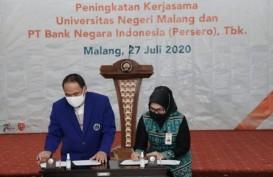 BNI Permudah Transaksi Dana Penelitian Universitas Negeri Malang