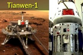 Kesuksesan Peluncuran Tianwen-1 Tandai Era Global…