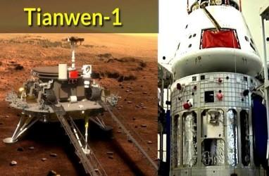 Kesuksesan Peluncuran Tianwen-1 Tandai Era Global Eksplorasi Luar Angkasa