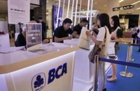 BCA Ada Hapus Buku Kredit pada Paruh Pertama, Seberapa Besar?