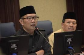 PERUSAHAAN DAERAH : Ridwan Kamil Tegur BUMD Tak Setor…