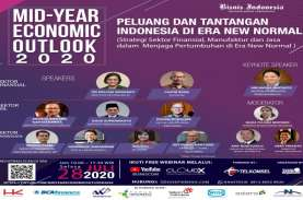 MID-YEAR ECONOMIC OUTLOOK 2020: Peluang dan Tantangan…
