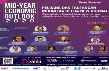 SEMINAR MID-YEAR ECONOMIC OUTLOOK 2020: Peluang dan Tantangan Indonesia di Era New Normal