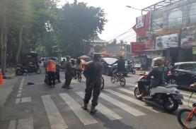 Ada Razia Masker di 23 Lokasi di Jakarta Timur. Ini…