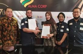 Alma Corp Kerja Sama dengan The Silk Dago Bandung