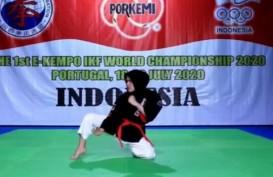 Dua Atlet Indonesia Raih Medali di Kejuaraan Internasional Kempo