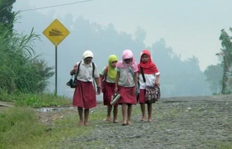 Anak-anak sekolah - Antara