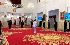 Isdianto, Gubernur Pertama tanpa Pilkada. Saat Wagub Dipilih DPRD Kepri