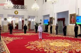 Isdianto, Gubernur Pertama tanpa Pilkada. Saat Wagub…
