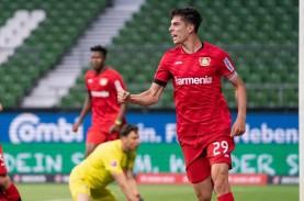 Tinggalkan Leverkusen, Kai Havertz Segera Susul Werner…