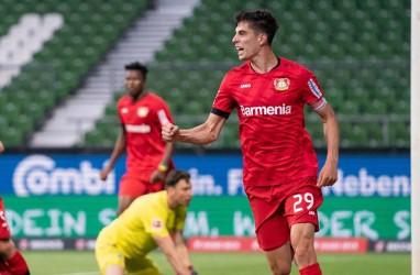 Tinggalkan Leverkusen, Kai Havertz Segera Susul Werner ke Chelsea