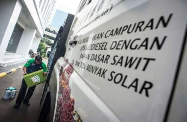 Pengembangan BBM dari Sawit Bakal Terlambat