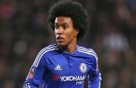 Chelsea dan Willian Bakal Sepakati Kontrak Baru
