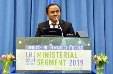 Kepala BNN Heru Winarko : Jangan Sampai Calon Kepala Daerah di Dukung Bandar Narkoba